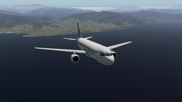 Flying with SimBrief and the Flight Factor A320 (XP11