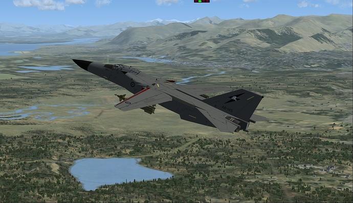 General Dynamics F-111G (2)