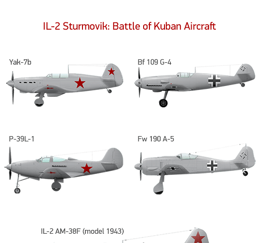 Battle of Kuban - Flight Sims - Mudspike Forums
