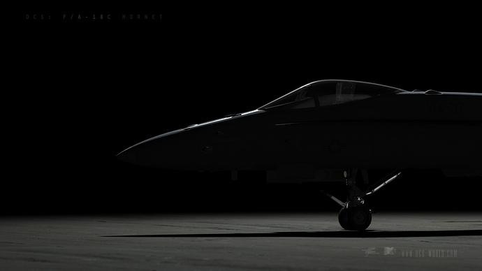 DCS F-18C 1080p bg
