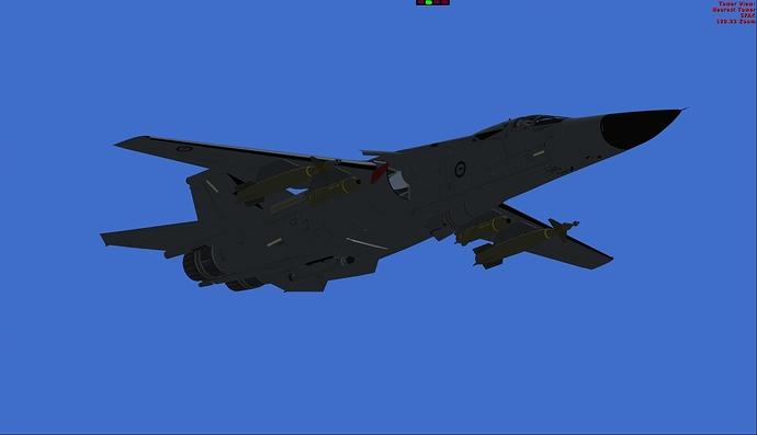 General Dynamics F-111G 2