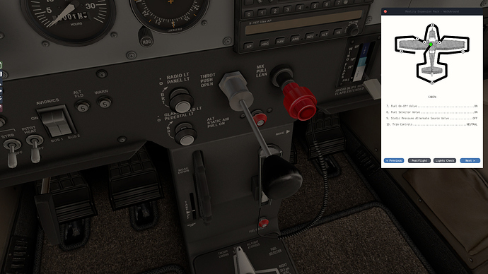 Learning to fly but I ain't got wings - a sim pilot's diary - Flight