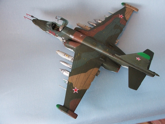 Su-25A Eduard 5