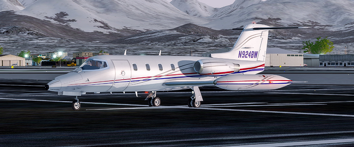 Flysimware Lear 35A initial thoughts - Flight Sims