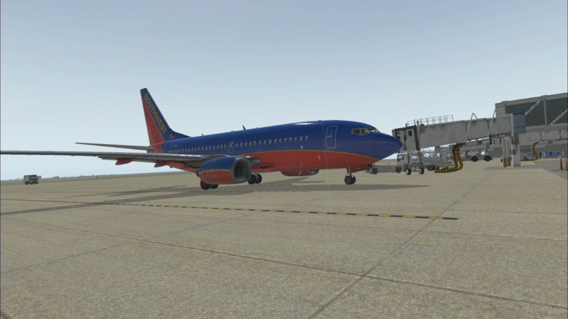 Zibo mod B737-800X - Flight Sims - Mudspike Forums