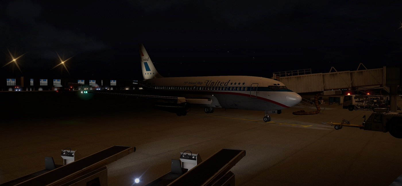 O'Hare to LaGuardia: A FlyJSim's 737-200 Review and AAR
