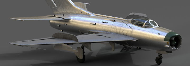 MiG-19P-720