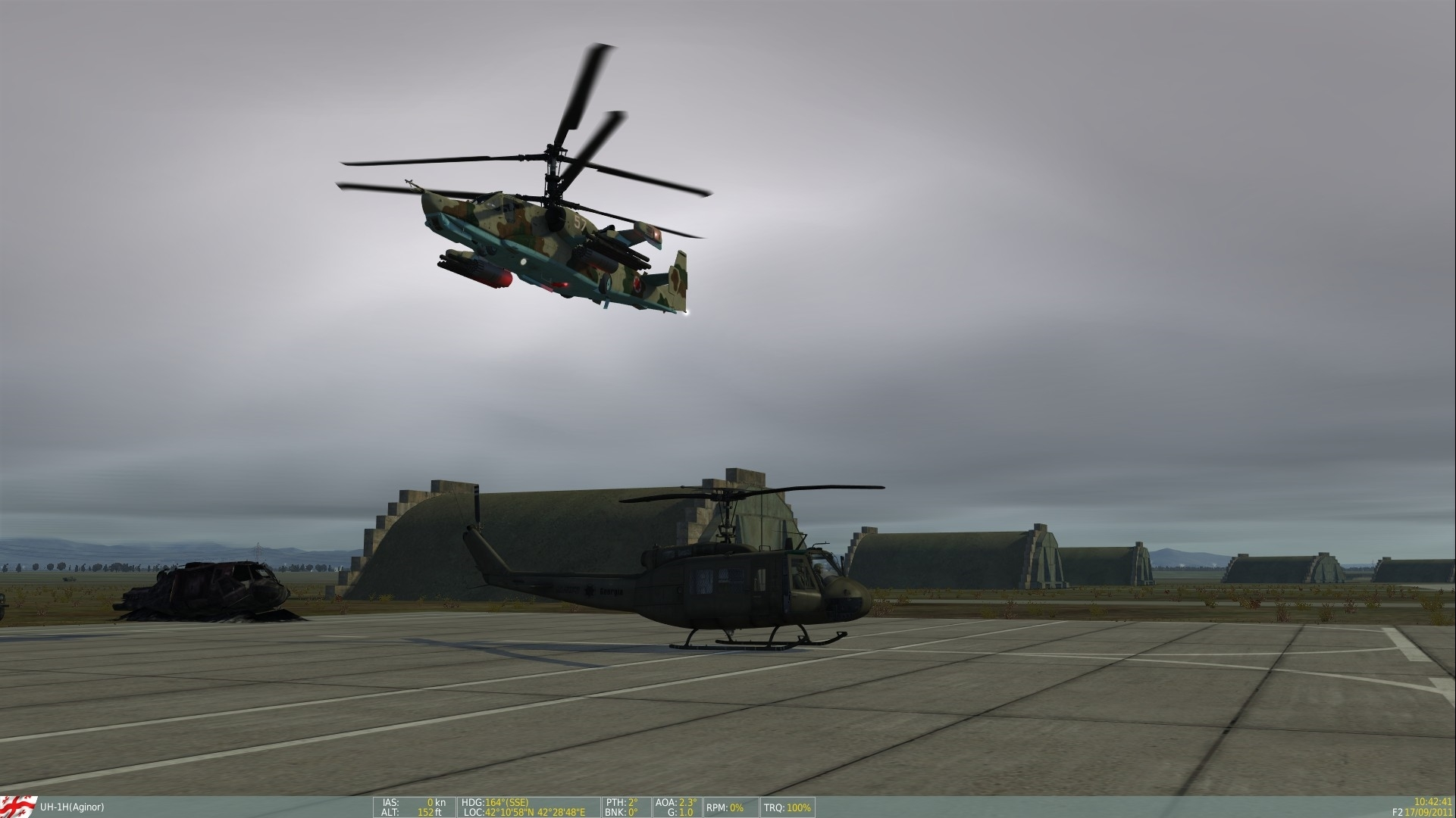 how to fly in dcs