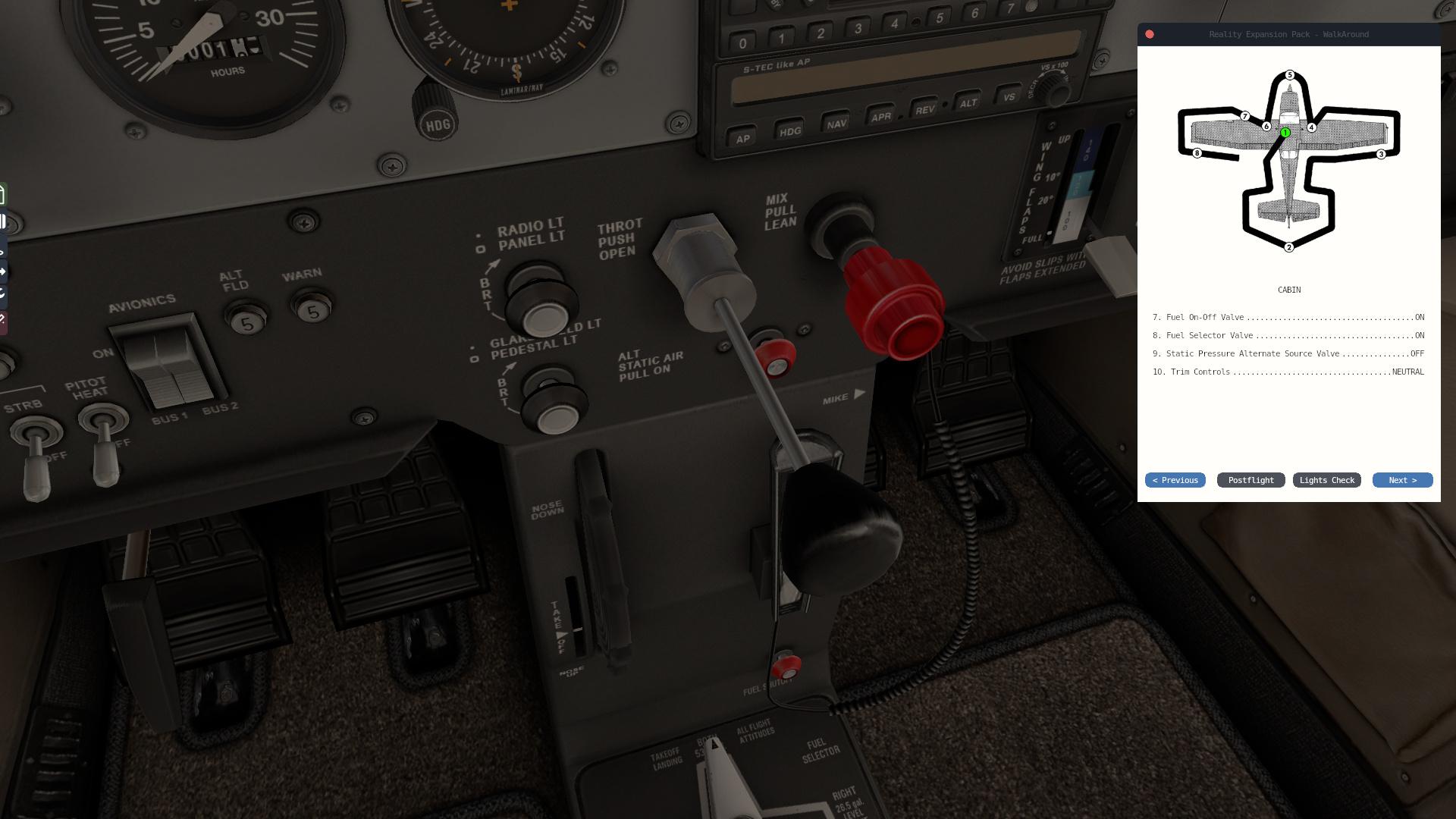 Cessna 172sp maintenance Manual