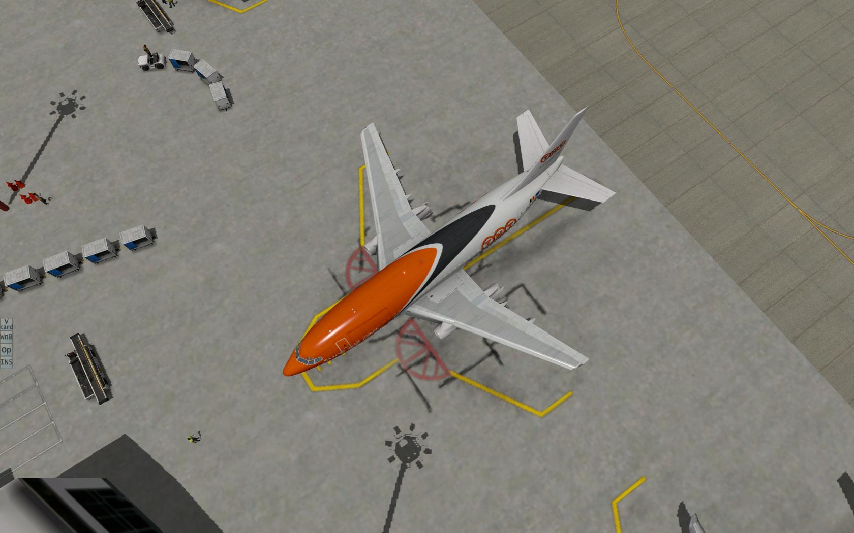 Tinmouse 737