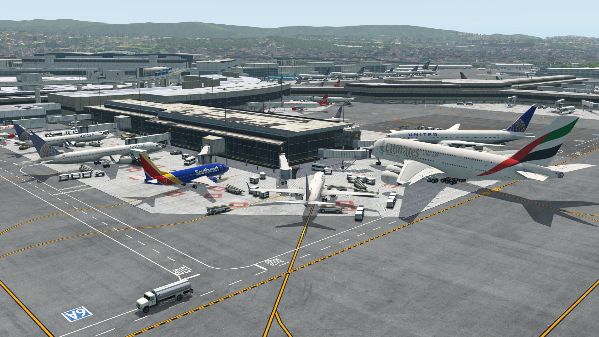 XP11 & World Traffic 3 Pics - Screens & AARs - Mudspike Forums