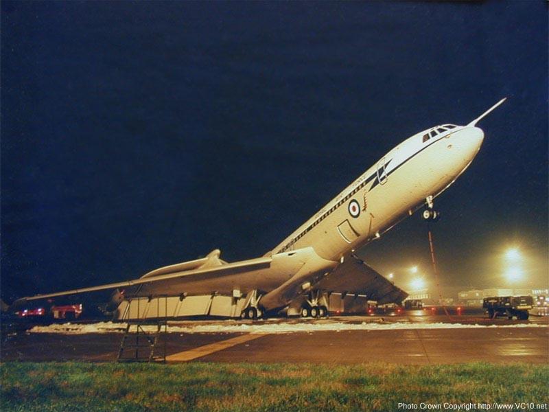 VC10-Incident