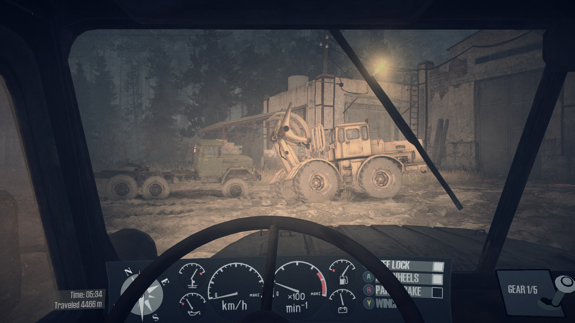 spintires k700 how to work grabber