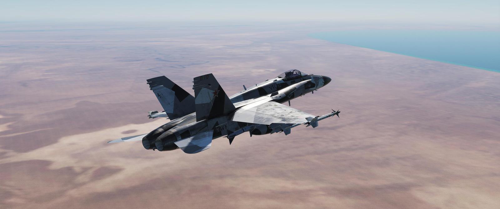 DCS F/A-18C - Flight Sims - Mudspike Forums